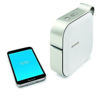 Dymo Mobile Labeler 1978247 Label Maker with Bluetooth Smartphone Connectivity