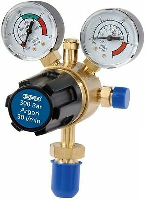 Draper 300 Bar Argon Regulator 35017 W703