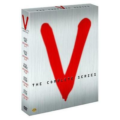 V The Complete TV Series Season Collection Region 4 New DVD (5 Discs)