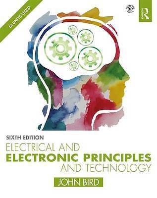 Electrical and Electronic Principles and Technology, 6th ed, John Bird