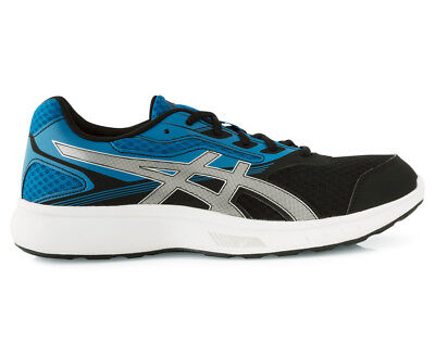 ASICS Men's Stormer Shoe - Imperial/Silver/Black