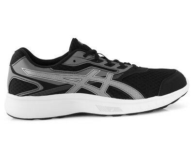 ASICS Men's Stormer Shoe - Black/Silver/White