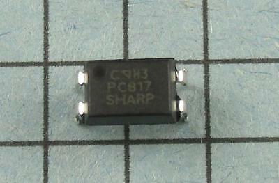 Optocoupler PC817 : 4pin Dip : 10pcs per lot