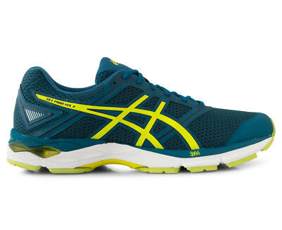 ASICS Men's GEL-Phoenix 8 Shoe - Thunder Blue/Safety Yellow/Indigo Blue