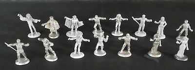 Ral partha Dungeons & dragons vampire the masquerade lot of 15 figures UltraRare