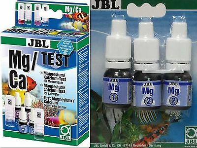 JBL MG / CA Magnesium / Calcium Kit test