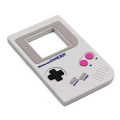 Bumkins Nintendo - Silicone Teethers - Game Boy