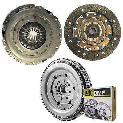 Clutch Kit And Luk Dual Mass Flywheel For Ford Mondeo Saloon 2.0 Tdci