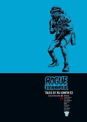 Rogue Trooper: Tales of Nu-Earth v. 3, Gerry Finley-Day