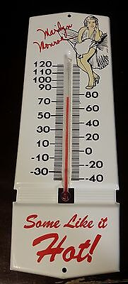 Marilyn Monroe - Some LIke It Hot Thermometer - New