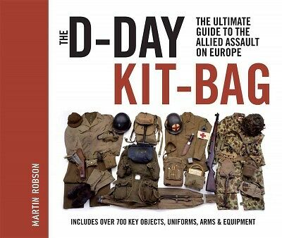 The D-Day Kit-bag, Martin Robson