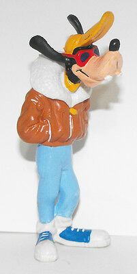 Goofy in Brown Leather Jacket Figurine