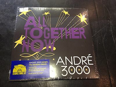 "Andre 3000 - All Together Now 7""new Mint Sealed Rsd 2017"