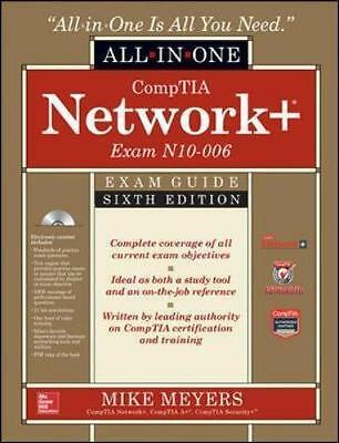 CompTIA Network+ All-In-One Exam Guide, Sixth Edition (Exam N10-006), Meyers, Mi