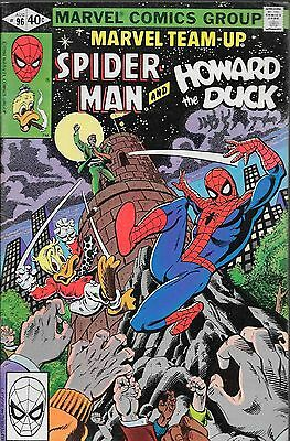 Marvel Team-up No.96 / 1980 Spider-Man and Howard the Duck
