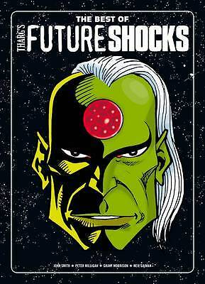 The Best of Tharg's Future Shocks, Peter Milligan