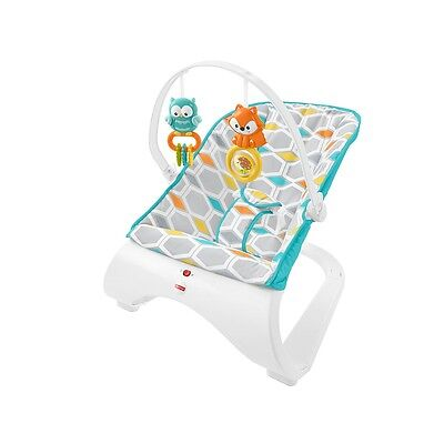 Fisher-Price Comfort Curve Bouncer - French Edition
