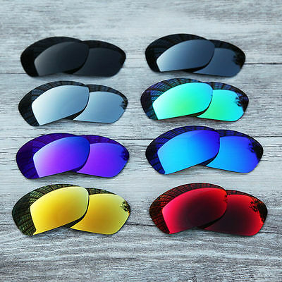 Inew Polarized Replacement Lenses for oakley straight jacket after 2007