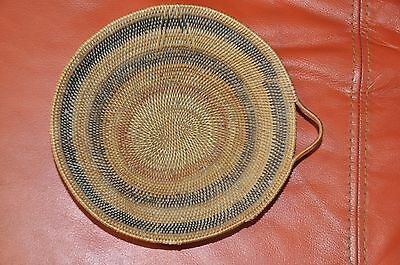 African Makenge root  Basket Zambia