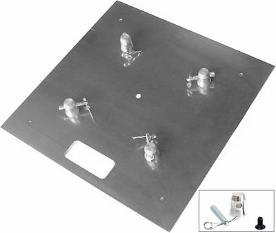 Global Truss 20x20in Aluminum Base Plate for F24 - New
