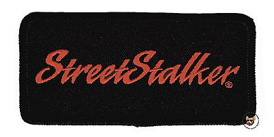 Harley Davidson Street Stalker  Vest Patch ** Retired Design ** Made In Usa **