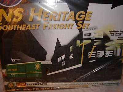 Lionel 6-30226 GP38 Norfolk Southern Heritage Southeast Freight Train Set O 027