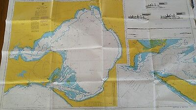 Maritime trans pacific Port Phillip Australia South Coast Victoria Nav Map