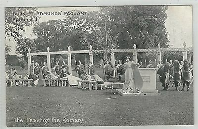 n england suffolk postcard english Bury St Edmunds
