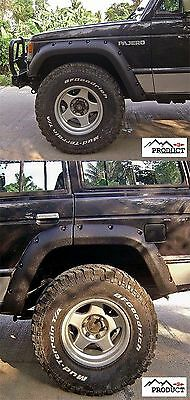 Mitsubishi Pajero 1985-1990 Wide Wheel Arch/Extender/Guard/Flares