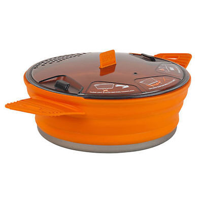 Sea to Summit 1.4L Collapsible X-Pot