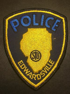Edwardsville  Illinois Police  Shoulder Patch