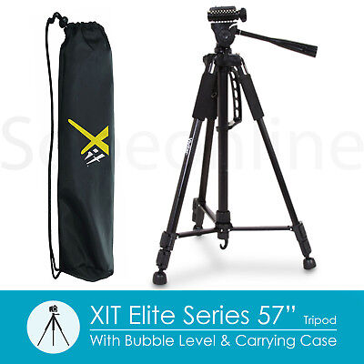 "57"" Lightweight Tripod for Sony A7R A7R II NEX-5 NEX-6 NEX-7 Mirrorless Camera"