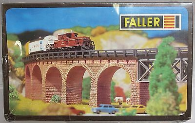 Faller 2919 Curved Arched Viaduct for Marklin Z-Scale NOS