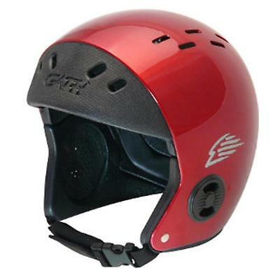 GATH Wassersport Helm Standard XL safety red gloss Kajak Surf Kite Windsurf