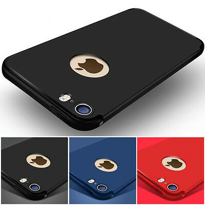 For Apple iPhone 5s SE Ultra Thin Silicone Shockproof Hybrid Slim Fit Case Cover