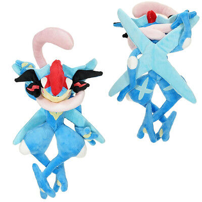 Pokemon Plush Soft Toys Anime Collectible Greninja Stuffed Doll Animal Toy Gifts