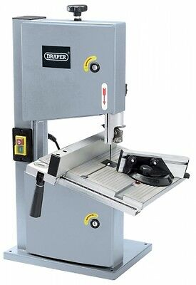 Draper 200mm 250W 230V Two Wheel Bandsaw (BS200A) 13773