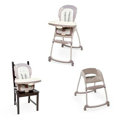 Ingenuity Trio 3-in-1 Deluxe High Chair - Piper