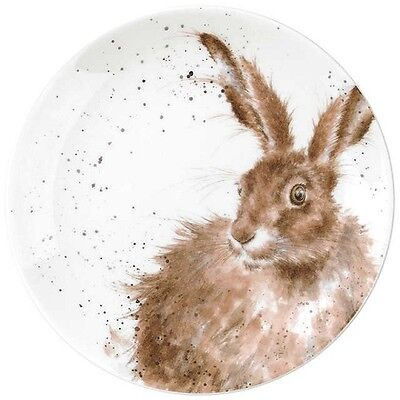 """Royal Worcester Wrendale Country Set 6.5"""" plate hare"""