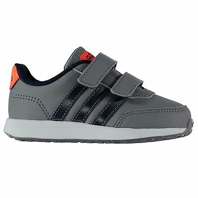 adidas Kids Switch Nubuck Infants Boys Trainers Shoes Hook and Loop Casual