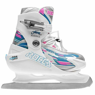 Roces Kids Fuzzy Ice Skates Juniors Winter Sports Boots Shoes