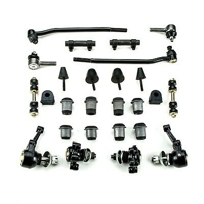 1954 1955 1956 Ford Full Size Front End Suspension Rebuild Kit w/ Inner Tie Rods