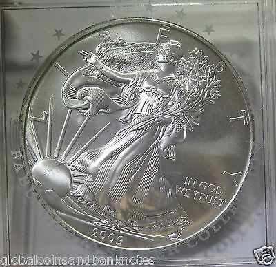 US - 2009 Liberty 1oz Fine Silver Uncirculated Coin