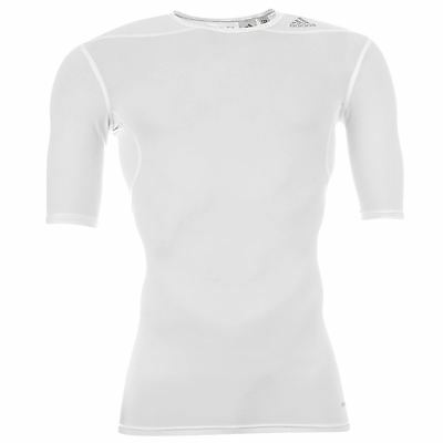 adidas Kids Base Layer Junior Boys ClimaLite Elastic Training Sports Top