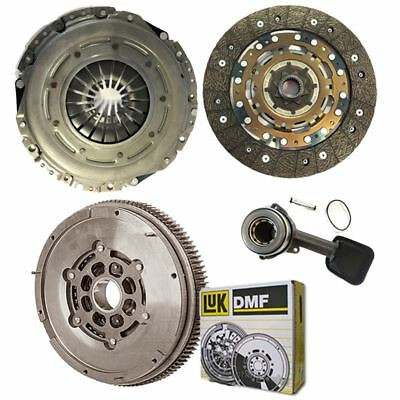 Clutch Kit And Luk Dmf And Csc (4 Part Kit) For Jaguar X-Type Saloon 2.2 D
