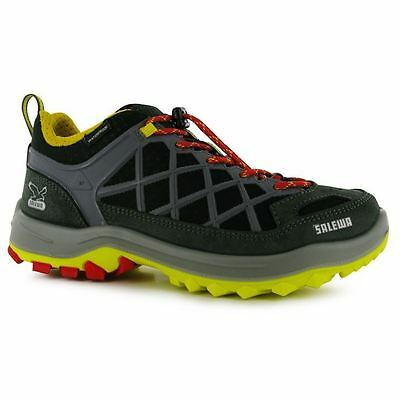 Salewa Kids Wildfire Low Walking Shoes Junior Boys Outdoor Trekking Hiking