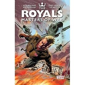 The Royals Masters of War Paperback - Brand New!