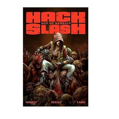 Hack/Slash Son of Samhain Volume 1 Paperback - Brand New!