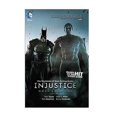 DC Comics Injustice Gods Among Us Volume 2 Paperback - Brand New!