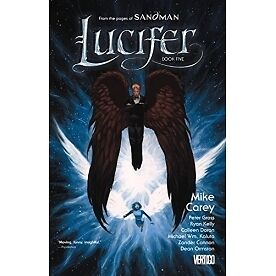 Lucifer Book Five Paperback - Brand New!